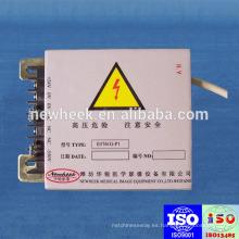 Fuente de alimentación de alto voltaje compatible con THOMSON TUBES ELECTRONIQUES TIV 38430 MOIRANS FRANCE TH7194 3P
