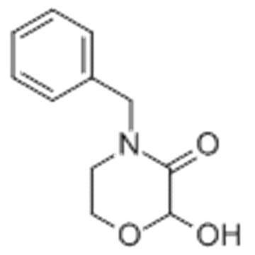 4-BENZYL-2-HYDROXY-MORPHOLIN-3-ONE CAS 287930-73-8
