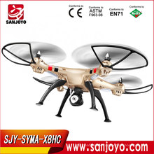 Syma X8HC 360 Eversion Quadcopter with 2.0MP Camera RC Helicopter SYMA Air Pressure High Headless Mode Syma