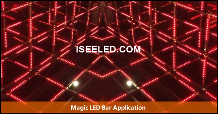 dmx512 Magic LED Bar Light