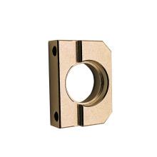 CNC custom machined titanium machining parts