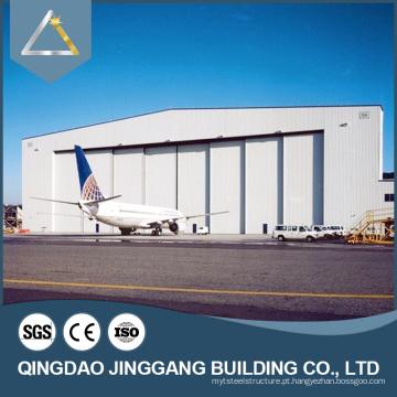 Exportar Construção Estrutura de Aço Hangar de Aeronaves