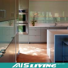 Meubles UV économiques de Cabinets de cuisine pour le projet (AIS-K350)