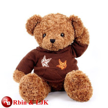 Meet EN71 and ASTM standard ICTI plush toy factory stuffed plush bear teddy
