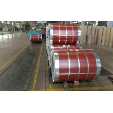 Color Material Coated Galvanized Coil Ppgi Rolls Steel