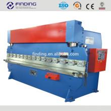 Preço da máquina de China da chapa de aço hidráulica imprensa freio