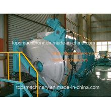 Máquina de soldadura a tope de tubo de PE de gran diámetro