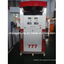 Gas- und Abfüllstation Treibstoffspender