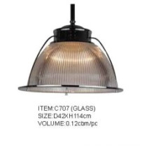 Modern Design Kitchen Pendant Lights with Glass Shade C707 (glass)