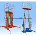 Henan Factory Price Aluminum Elevating Hydraulic Work Platform for Lifting