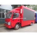 Truk Mounted Advertising Led Display Truck