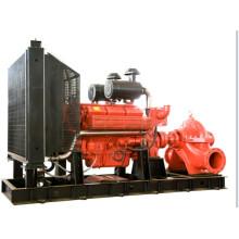 Pompe de lutte contre l'incendie de moteur diesel
