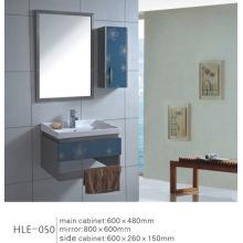 Mirrored Vanity muebles de baño de acero inoxidable con precio competitivo