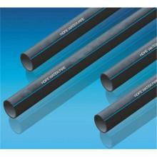 pe100 tubos de hdpe de HDPE de plástico negro
