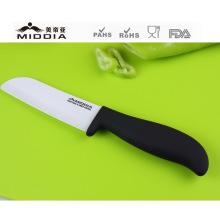 Herramienta de cocina de cerámica cuchillo de corte