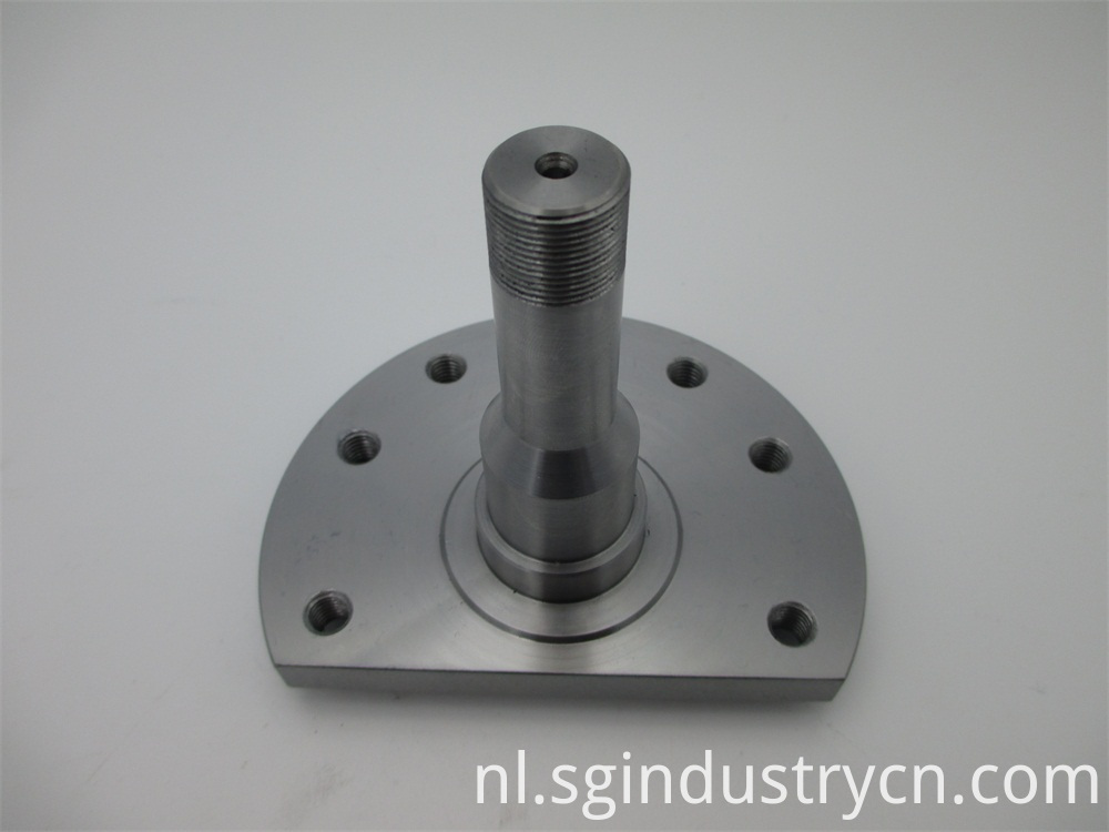 S45c Steel Metal Turning Service