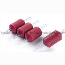 Professional Outlet Desechable goma de silicona Tattoo Grips