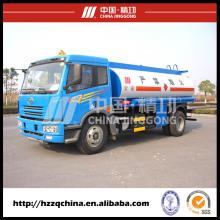 Camión de remolque del aceite, transporte del tanque de combustible (HZZ5162GJY) para la venta