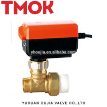 PPR External thread brass globe valve