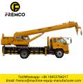 Trustworthy 12 Ton Small Truck Lifting Crane