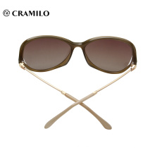 Brand Fashion New Style Italien Design Kupferrahmen Sonnenbrille