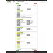 US-Import benutzerdefinierter Daten von GENERATOR SET