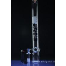 Labs große Steamroller Shisha Glas Rauchen Wasserpfeife (ES-GB-548)