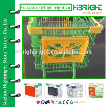trolley advertising board for shops,advertising boards for sale,shopping trolley advertising boards