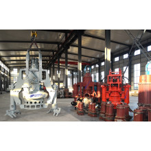 YZQ series hydraulic submersible slurry pump