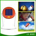 New Arrival Solar Reading Light Portable Desk Table Lamp with USB Charge