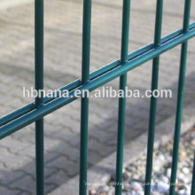 PVC Coated 2D wire mesh fence / 656 868 Mesh Fence Panels Manufacture