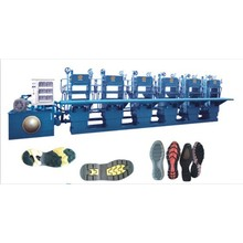 Rubber Soles Making Machine (six station)