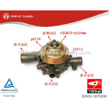 YUCHAI engine YC6108-430 water pump B3000-1307020B