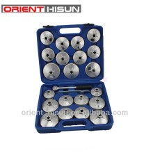 23Pcs Oil Filter Ratchet Wrench