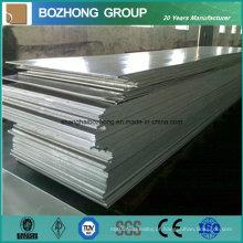 Esteira. Placa de aço inoxidável de AISI 430f do no. 1.4104 lisa