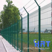 PVC Coated Welded Wire Mesh For Fencing (manufacturer)