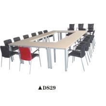 Chefschreibtisch / Computertisch / Bürotisch aus Holz