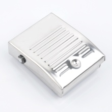 Stainless Steel Tattoo Foot Pedal Power Supply Switch