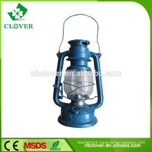 100-120lm LED camping light hand using antique LED hurricane lantern