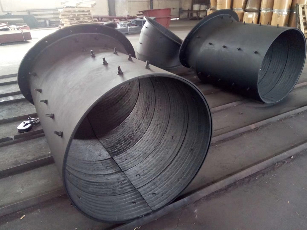 Hardfacing Clad Pipe