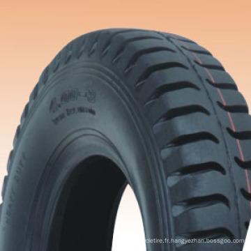 Référence du fabricant Qingdao en gros pour mieux vendre des produits 400-8 pneu de moto et tube