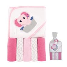 Terry Warm Bamboo Baby Hooded Towel Bath Towel