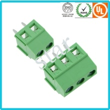 3.81 mm Pitch Screw PCB Terminal Block