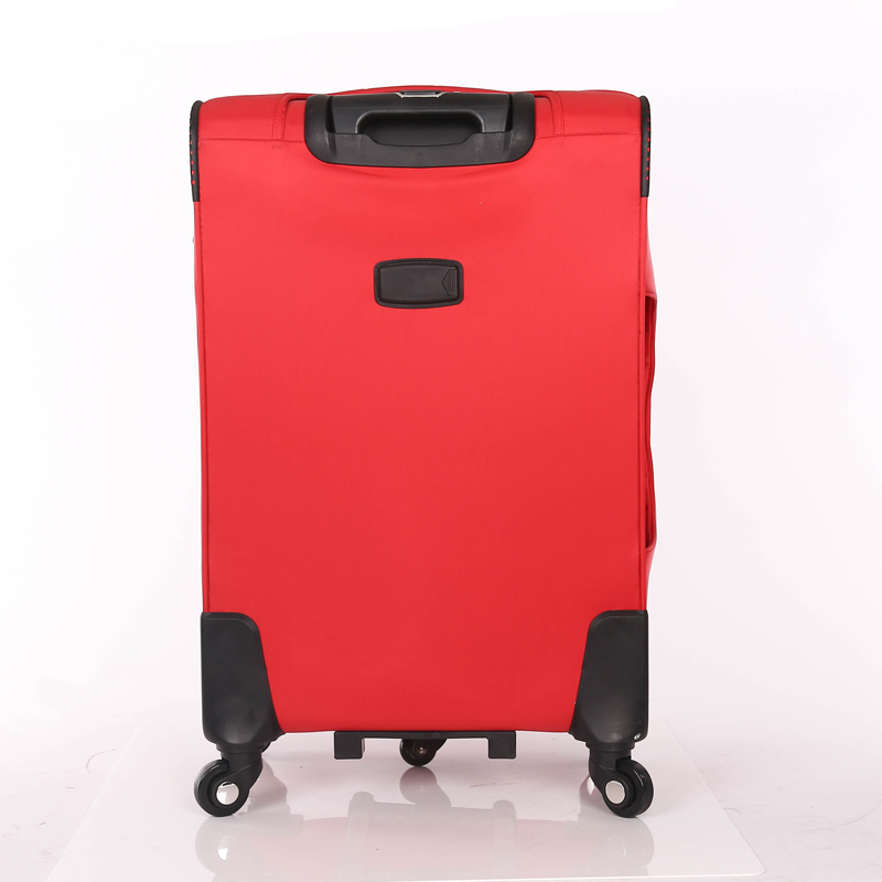 waterproof cavas fabric luggage