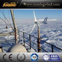Pequeno Gerador de Energia Eólica Coreless 300W