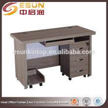 Foto de mesa de ordenador de madera, mesa de ordenador de madera de diseño, madera mesa de ordenador modelos