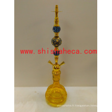 Harrison Style Top Qualité Nargile Fumer Pipe Shisha Narguilé