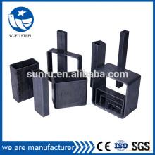 Negro de carbono tubo cuadrado ms