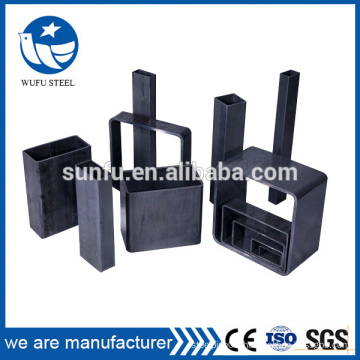 ST37/ST52/S235/S275 mild steel hollow section manufacturers