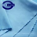 100% полиэстер рубашка спортивная ткань из микрофибры для спортивной одежды